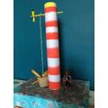 Barnaby's lighthouse- Oak Class