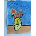 Lola's wonderful art recreation - 2
