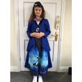 Anna as Mary Poppins
