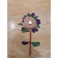 Evie's flower