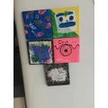 Awesome tile designs from Keon and family.