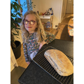 Edith and her Bread
