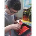 Home sand castles and maths combined!