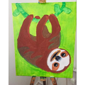 Eleana's sloth
