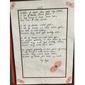 WW1 pantoum poetry