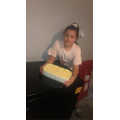 A delicious cottage pie- well done Bryony!
