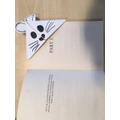 Charlie R's origami bookmark.