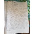 Ayla's poem about a teacher