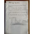Olivia's poem