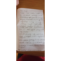 Some fantastic writing from Bella