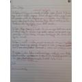 Jake's fantastic diary entry