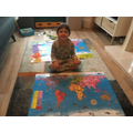 Felixs geography puzzle
