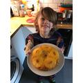 Jack's amazing cake-Sycamore Class