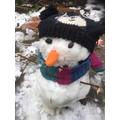 Ella's Snowman