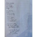 Berie's poem