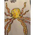 Sophia's octopus