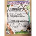Asad's beautifully published poem.