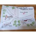 Rowan's wonderful local Olympic plan