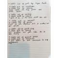 Alfe's wonderful poetry - 2