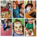 Reuben's Easter activities