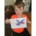 Henry's dragon!