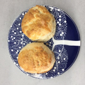 Delicious looking scones from Kitty C.