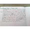 Inside the teasure chest by Theo (Sycamore class)