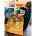 Jack's lighthouse project stage 4-Sycamore Class