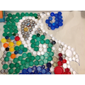 Year 3 Recycled Art