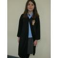 Emily as Hermione Granger