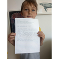 My letter to my Y3 teacher
