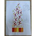 Poppy's stunning Art - Tower design