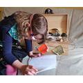 Isabella's treasure map-sycamore class