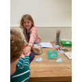 Poppy's shop - Maths learning