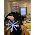 Oliver's Snowflake