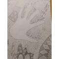 Ajai's artwork