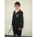 Mateo as Harry Potter