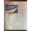 Adam's geography newspaper report