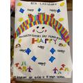 Mia's Charity Poster-PSHE