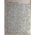 Izzy's Ginger Writing