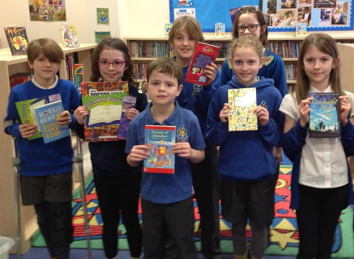 Well done to our 2020 Read-a-thon winners!