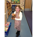 Edie as The Girl Who Stole an Elephant
