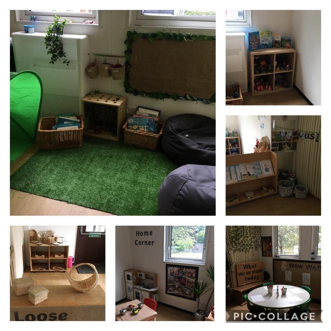 Teddies Room