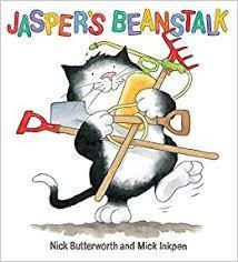 Jasper's Beanstalk - Nick Butterworth and Mick Inkpen