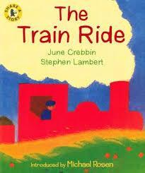 The Train Ride - June Crebbin