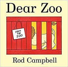 Dear Zoo - Rod Campbell