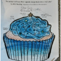 Winner of the Cupcake design Competition