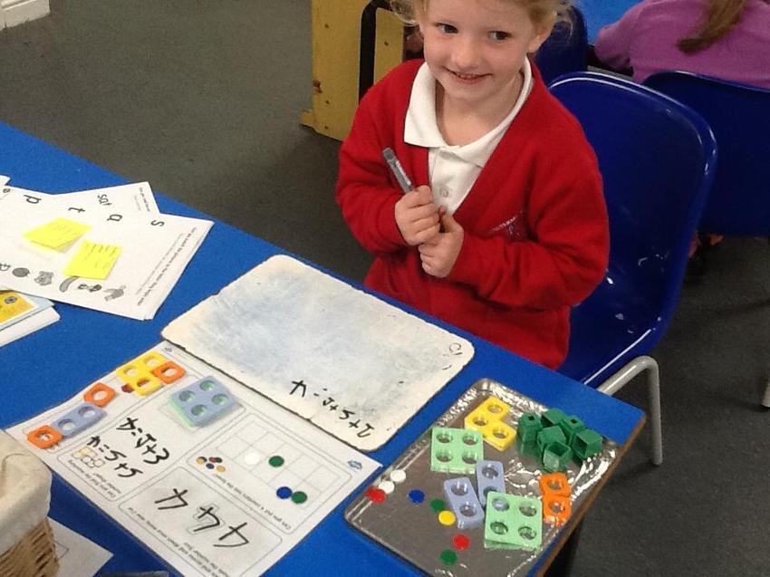 writing number sentences to show our work
