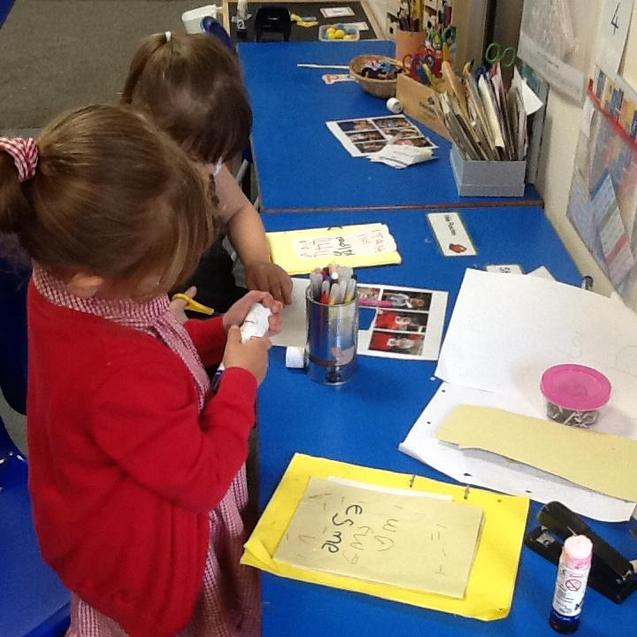 making books all about us