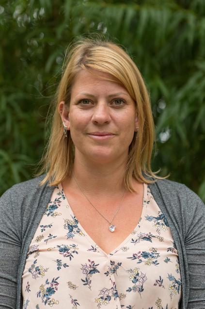 Mrs Carman - Teaching Assistant